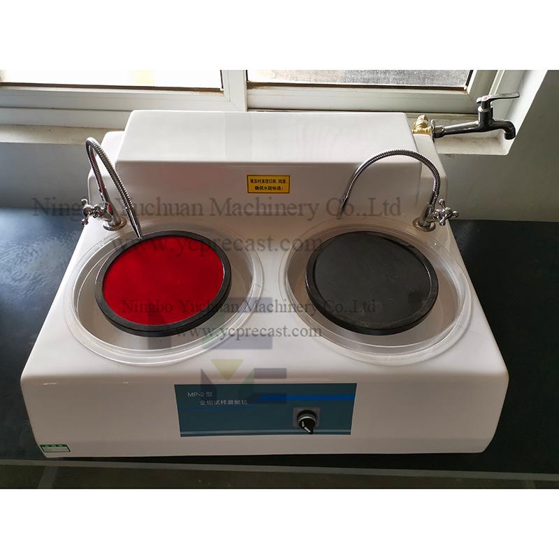 Metallographic grinding machine